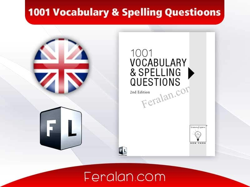 1001 Vocabulary & Spelling Questioons