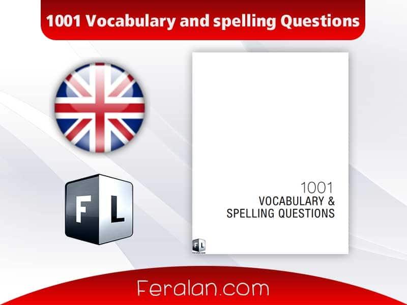 دانلود کتاب 1001 Vocabulary and spelling Questions