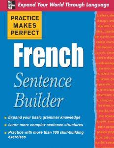 French Sentence Builder