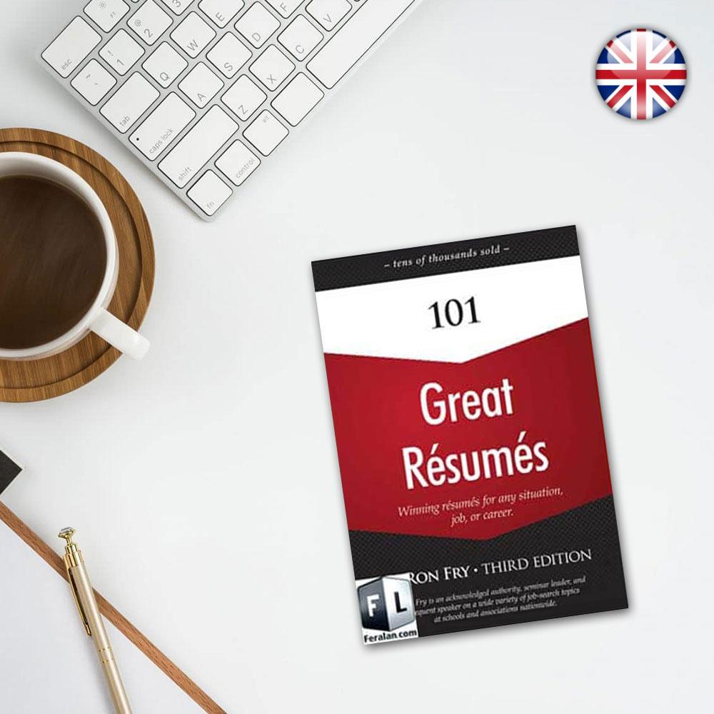 کتاب 101 Great Resume