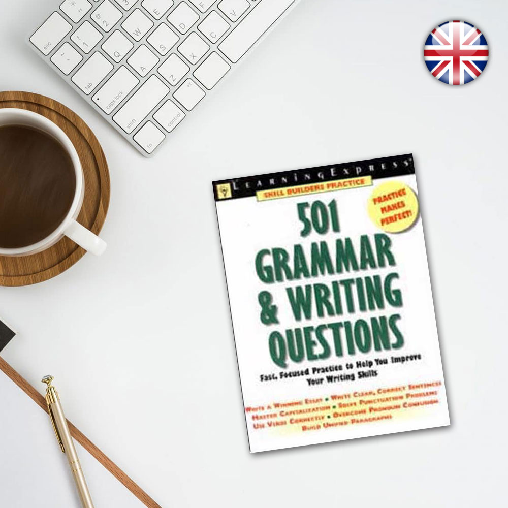 کتاب 501 Grammar and Writing Questions