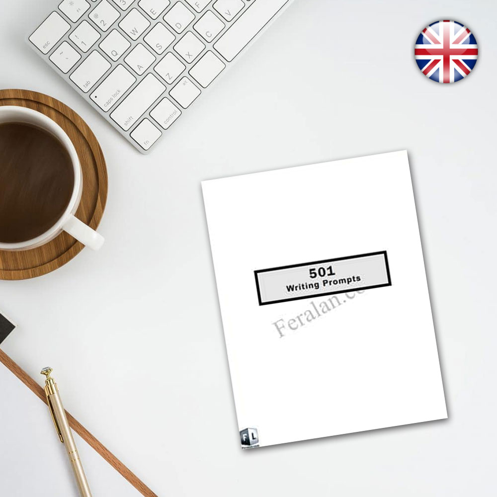 کتاب 501 Writing Prompts