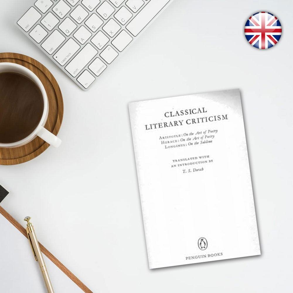 دانلود کتاب Classical Literary Criticism