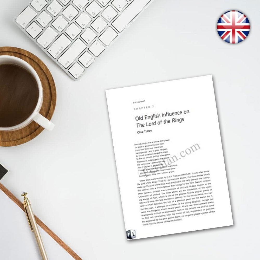 کتاب Old English Influence on the Lord of the Rings