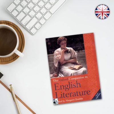 کتاب Oxford Companion to English Literature