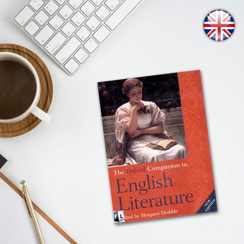 کتاب Oxford Companion to English Literature