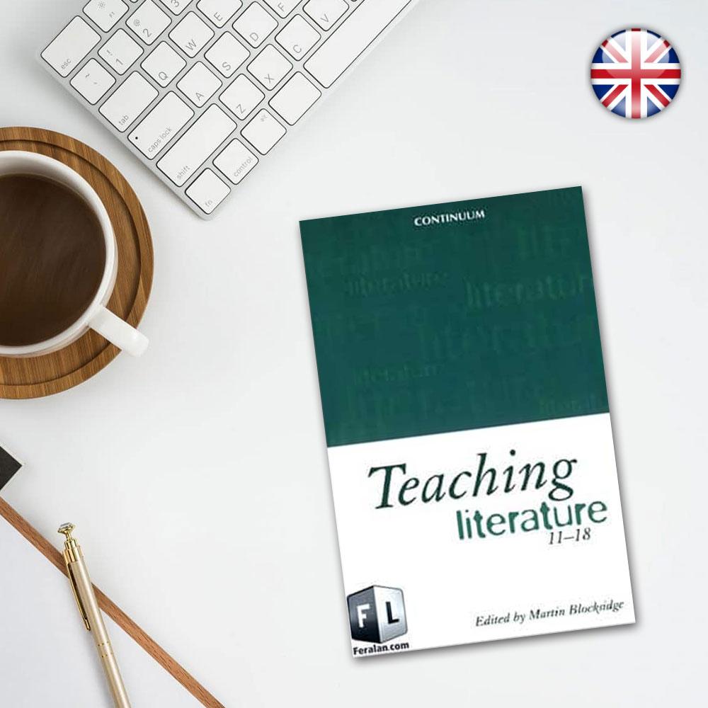 کتاب Teaching Literature