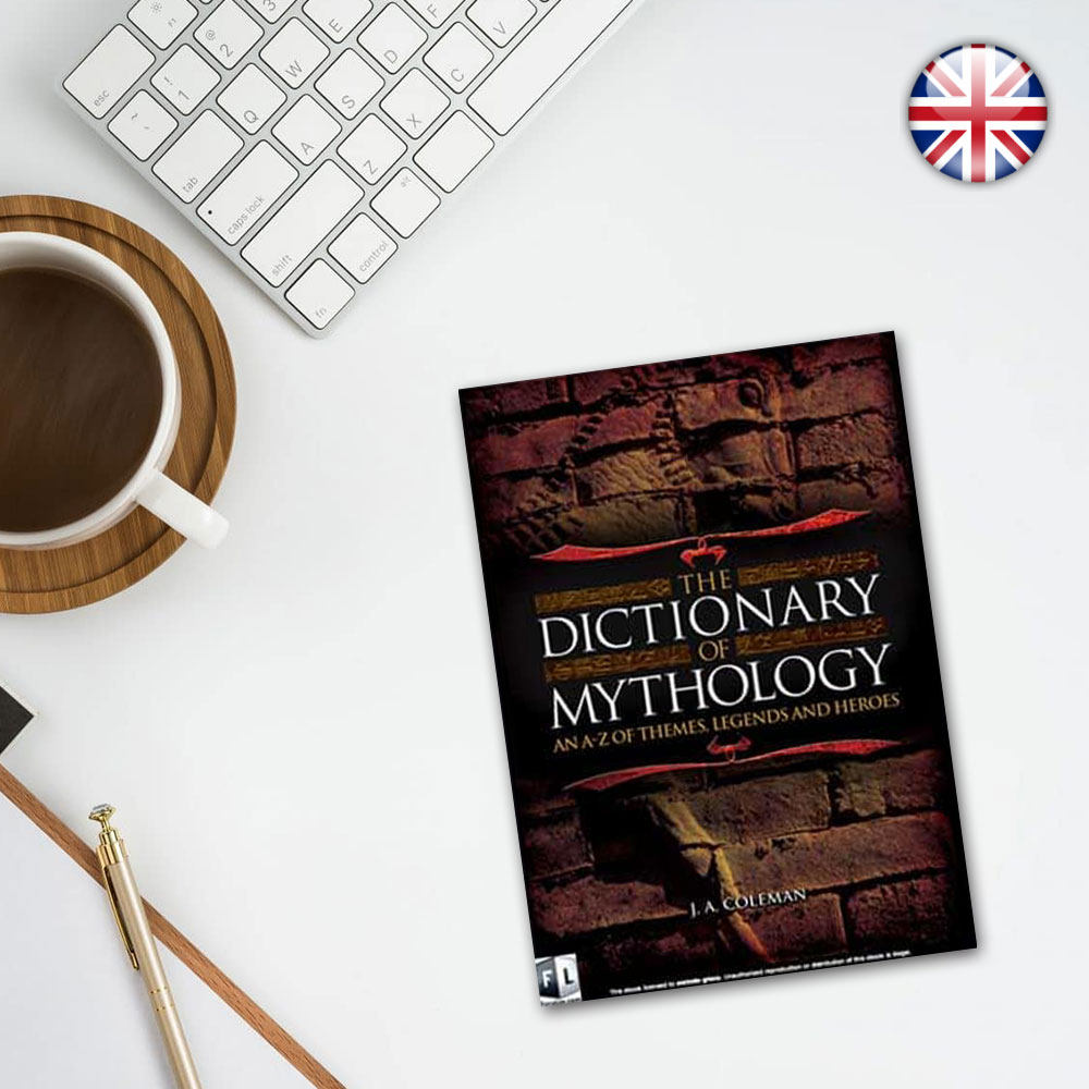 کتاب The Dictionary of Mythology