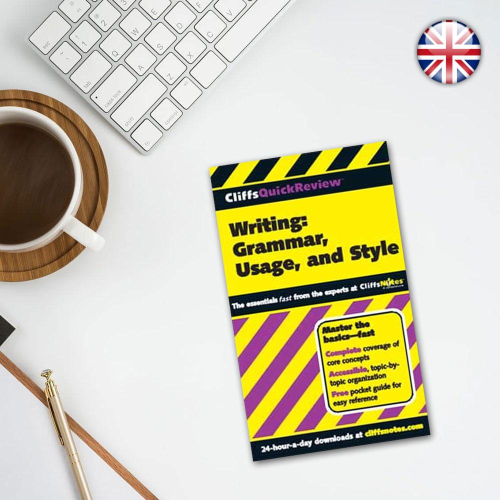 کتاب Writing Grammar,Usage,and Style