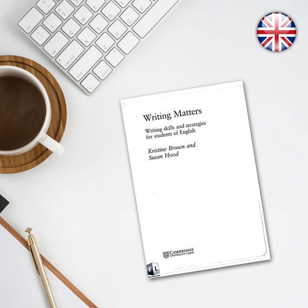 کتاب Writing Matters