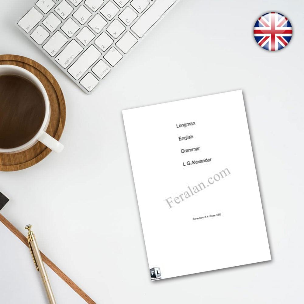 کتاب Longman English Grammar