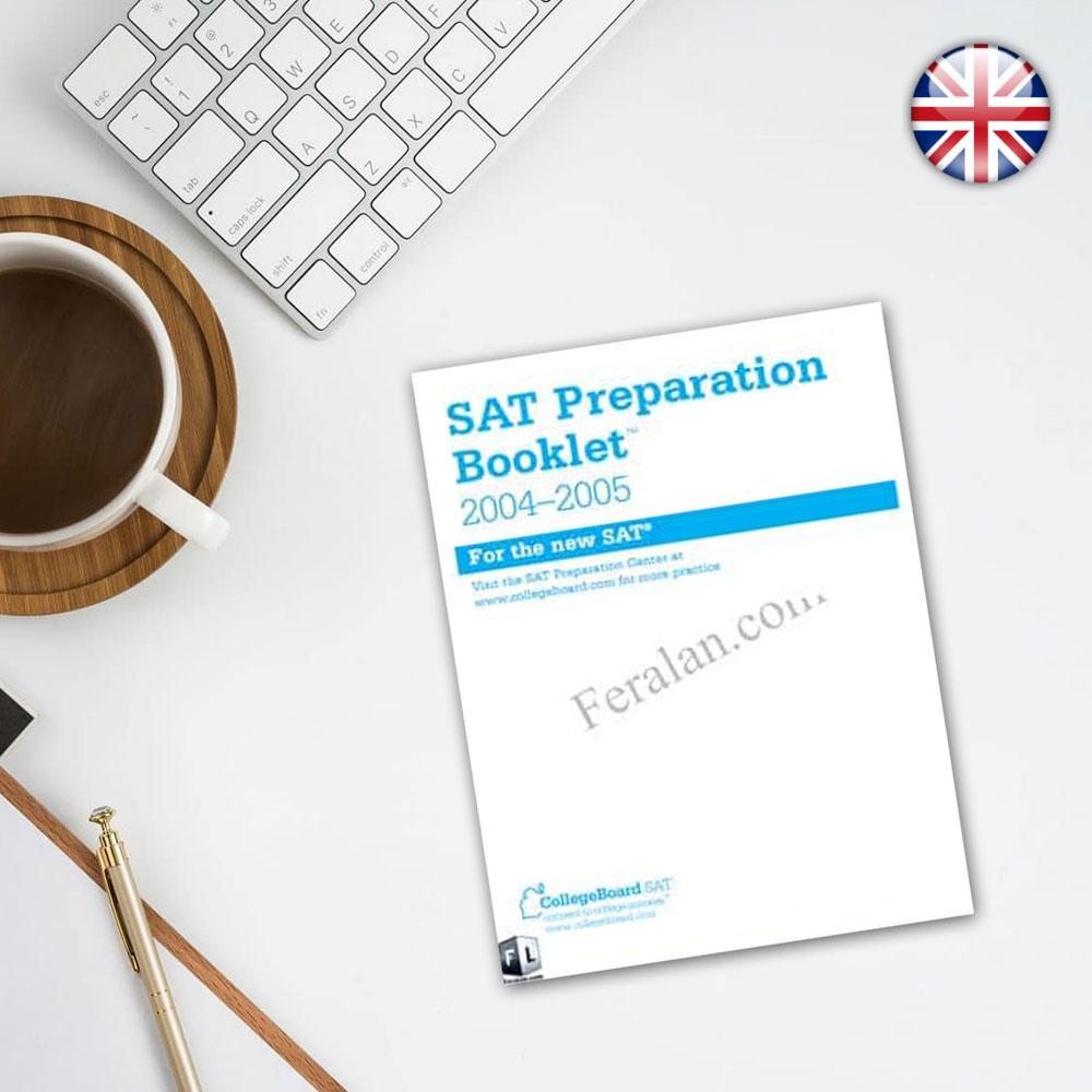 دانلود کتاب SAT Preparation Booklet