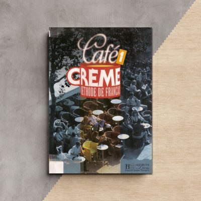 کتاب Cafe Creme