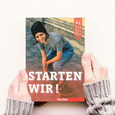 کتاب Starten Wir