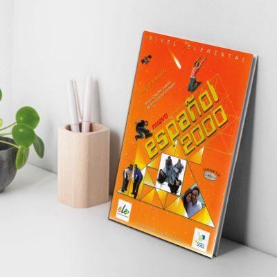 کتاب Espanol 2000