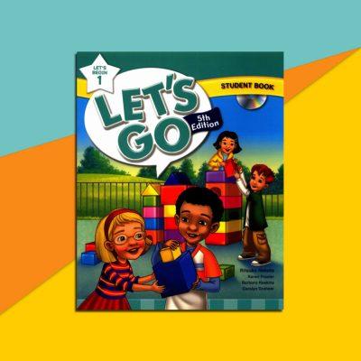 کتاب Lets go