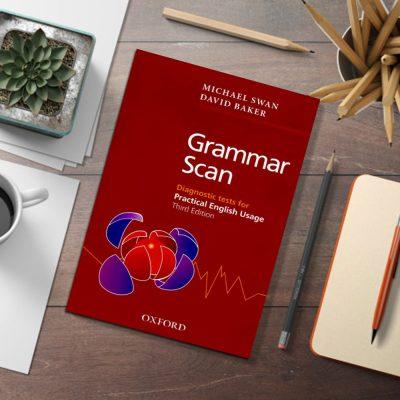 کتاب Grammar Scan