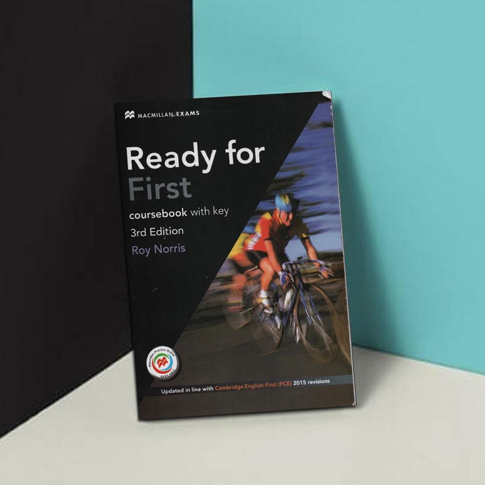 کتاب Ready for First (FCE)
