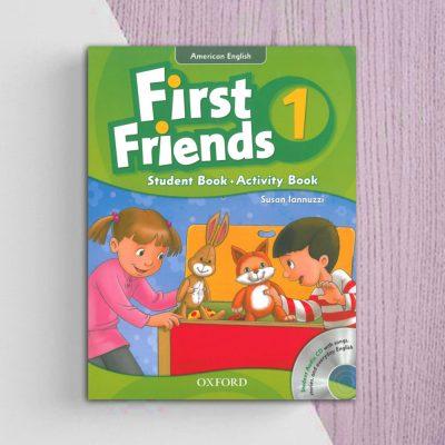 کتاب First Friends