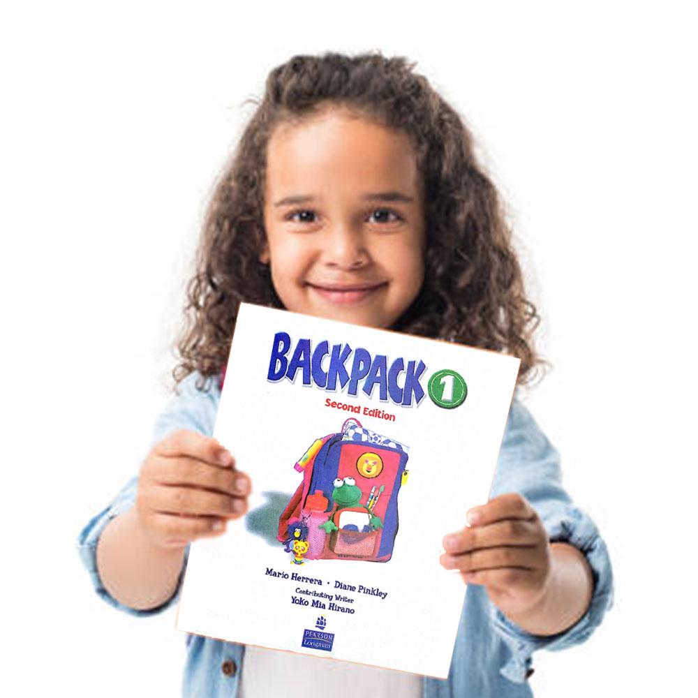 کتاب Backpack