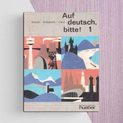 کتاب Auf Deutsch Bitte