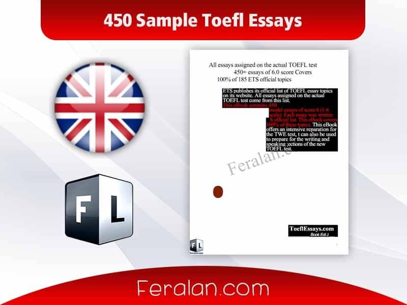 450 Sample Toefl Essays