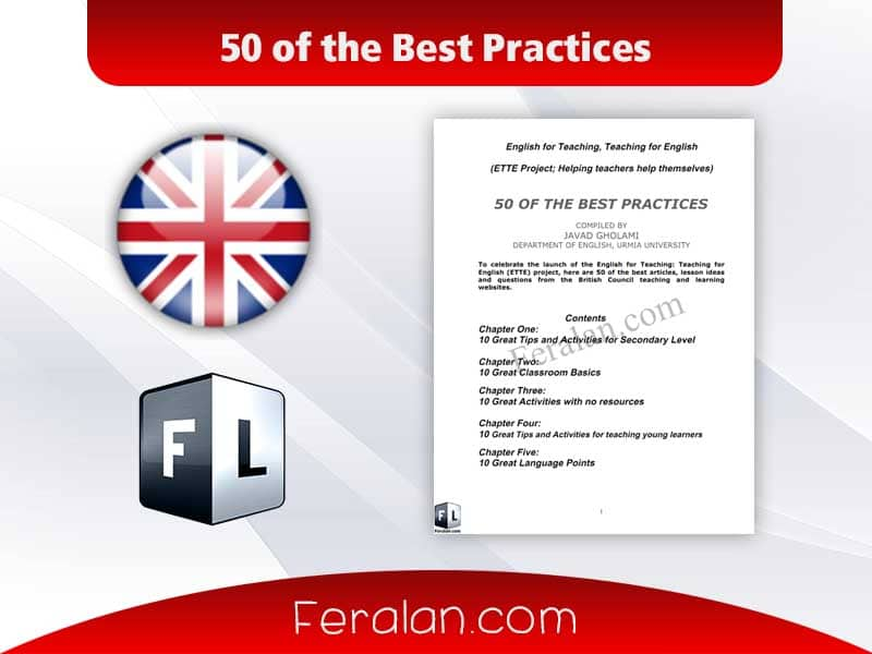 50 of the Best Practices