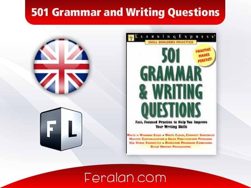 دانلود کتاب 501 Grammar and Writing Questions