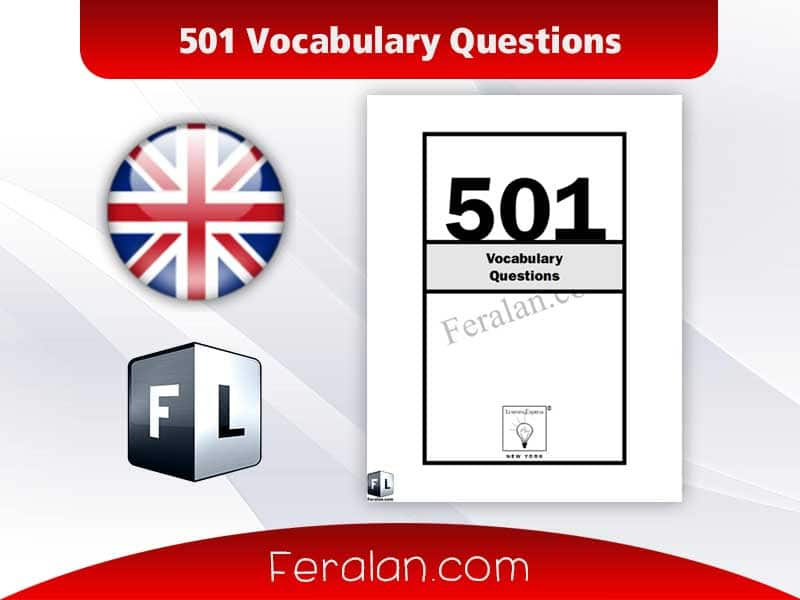 501 Vocabulary Questions