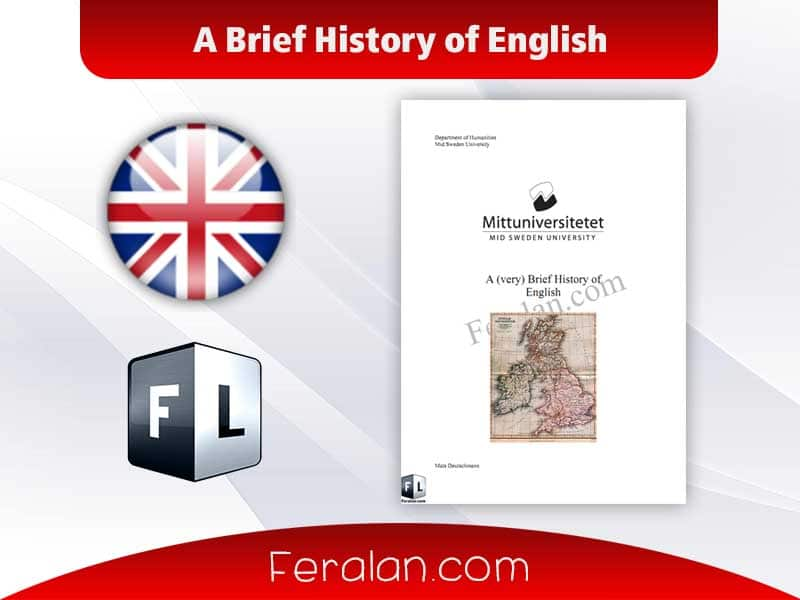 دانلود کتاب A Brief history of English