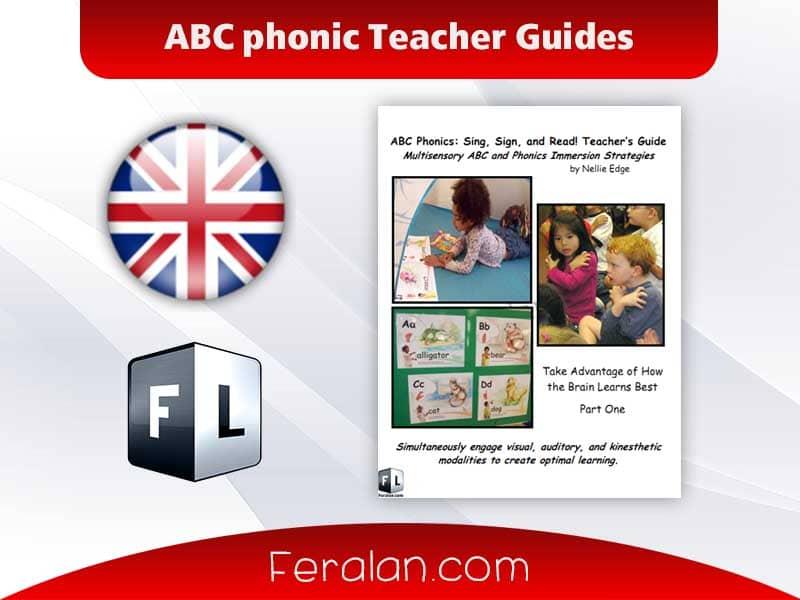 ABC phonic Teacher Guides