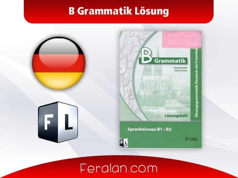 دانلود کتاب B Grammatik Lösung