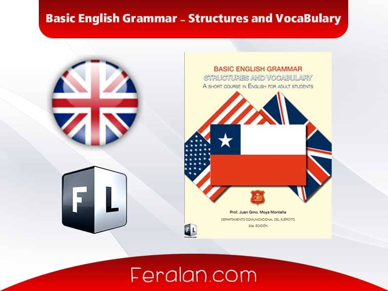 دانلود کتاب Basic English Grammar - Structures and Vocabulary