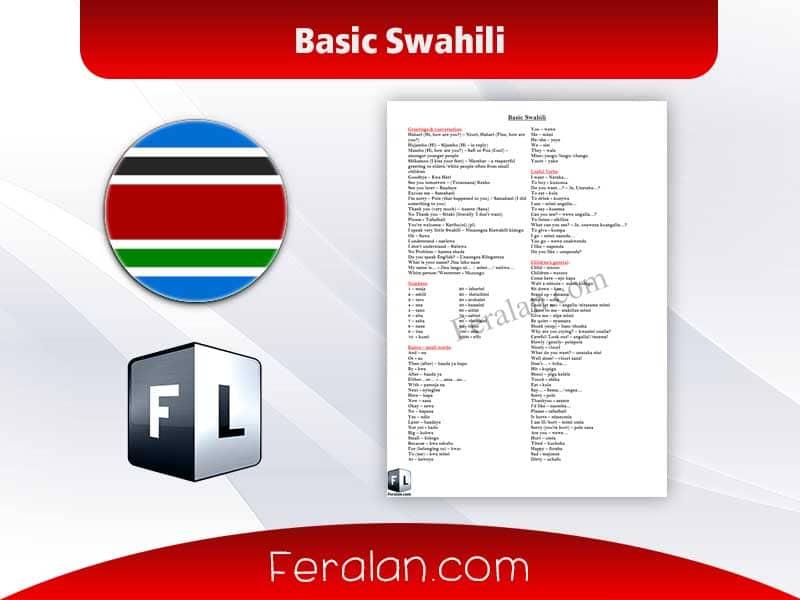 Basic Swahili