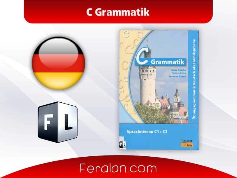 دانلود کتاب C Grammatik