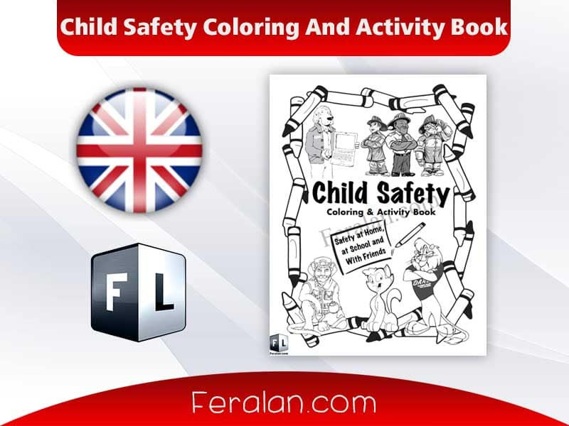دانلود کتاب Child Safety Coloring And Activity Book