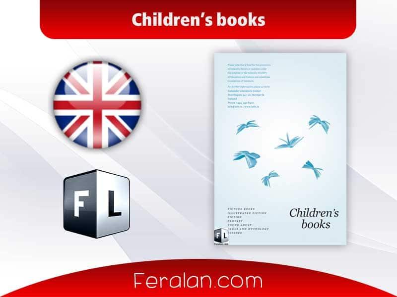 دانلود کتاب Children's books