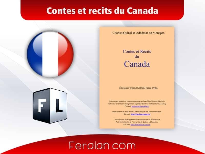 Contes et recits du Canada