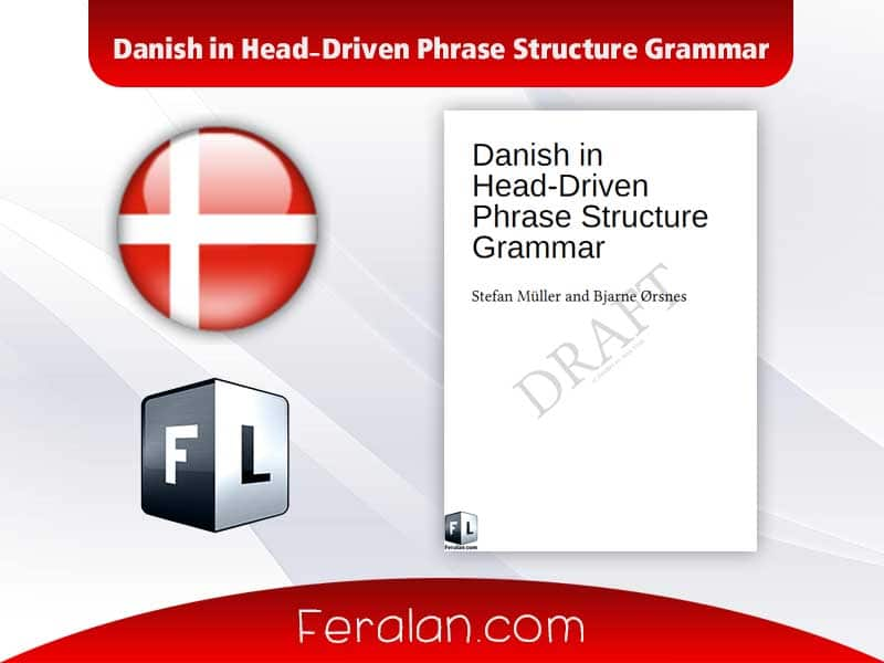 دانلود کتاب Danish in Head-Driven Phrase Structure Grammar
