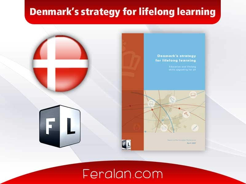 دانلود کتاب Denmark's strategy for lifelong learning