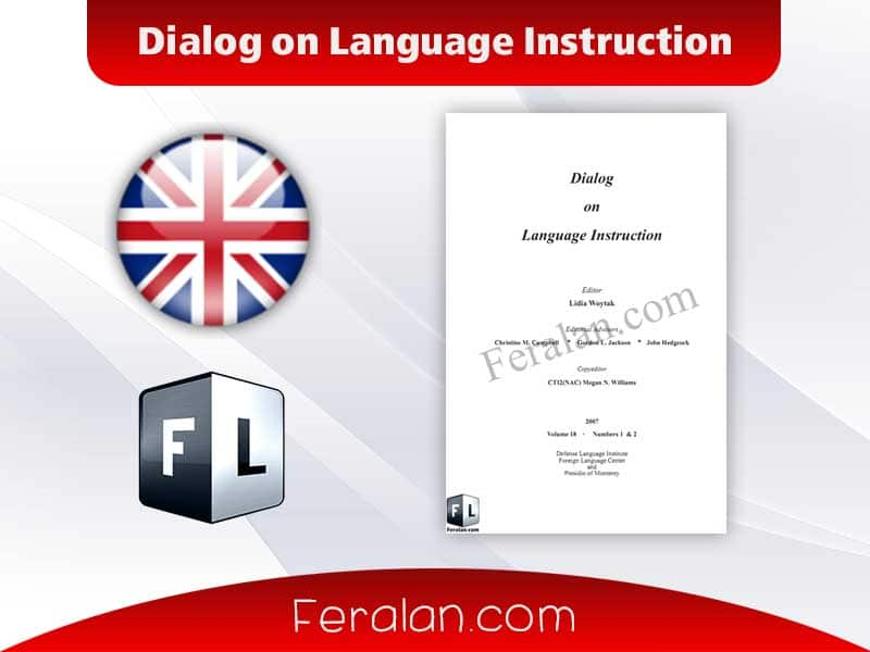 دانلود کتاب Dialog on Language Instruction