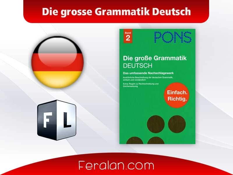 Die grosse Grammatik Deutsch