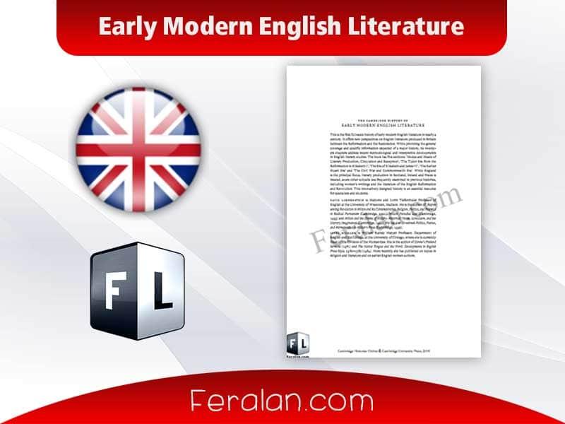دانلود کتاب Early Modern English Literature
