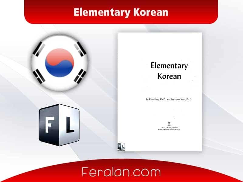 دانلود کتاب Elementary Korean
