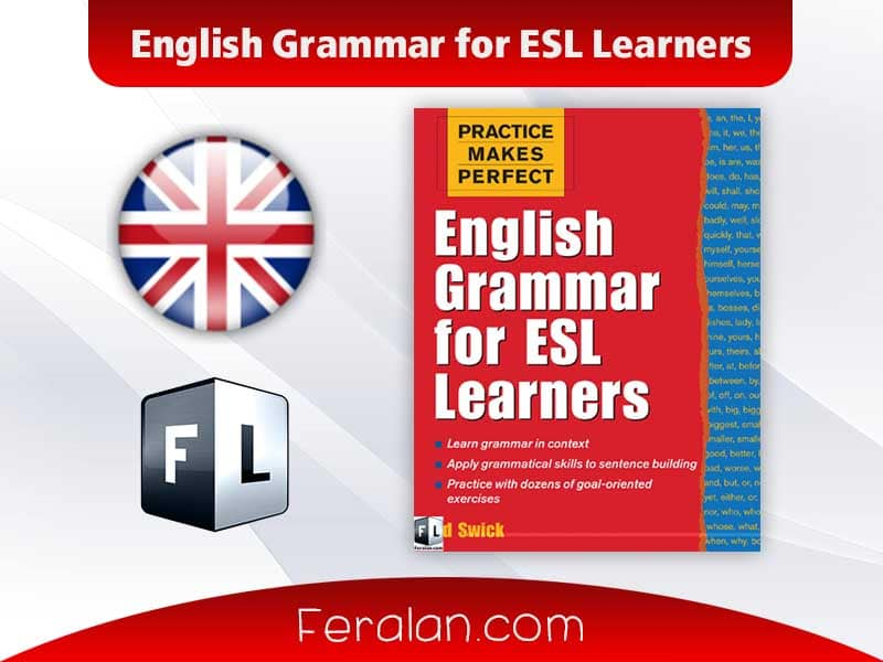 دانلود کتاب English Grammar for ESL Learners