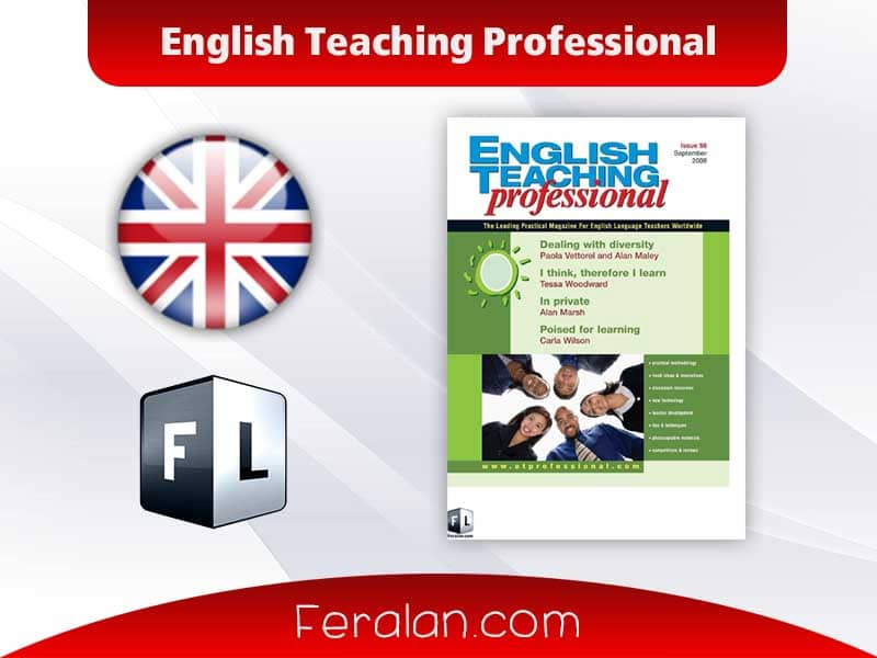 دانلود مجله English Teaching Professional