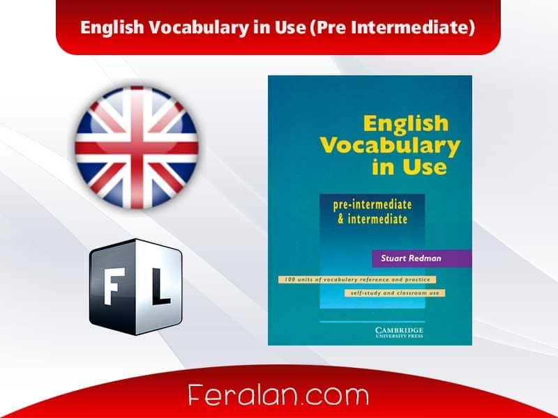 English Vocabulary in Use (Pre Intermediate)