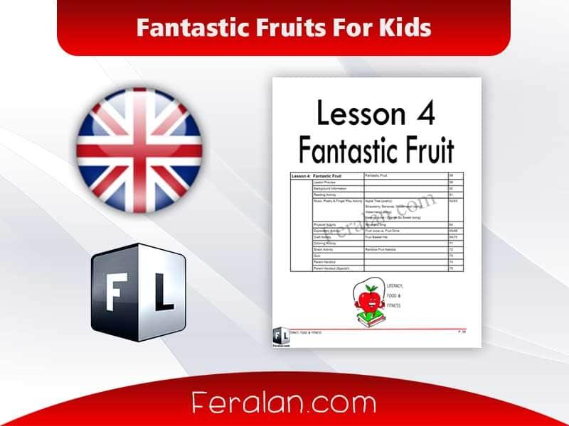 Fantastic Fruits For Kids