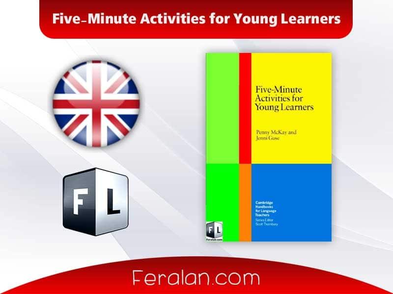 دانلود کتاب Five-Minute Activities for Young Learners