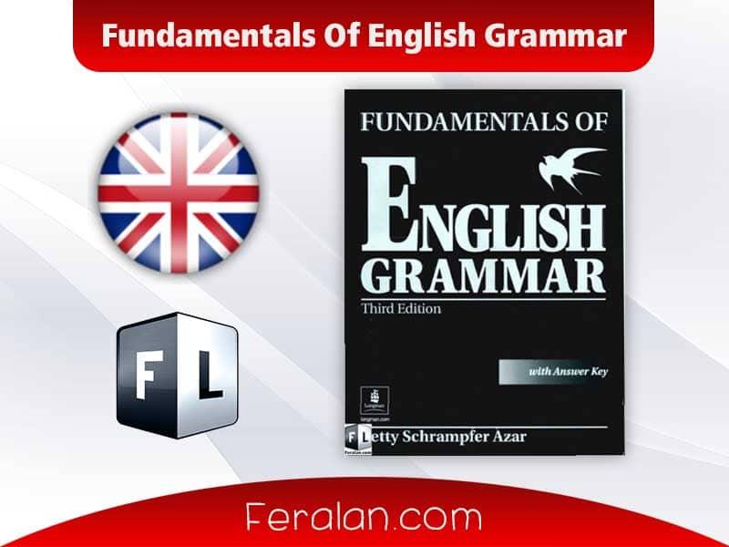 دانلود کتاب Fundamentals Of English Grammar